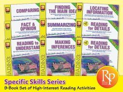 Specific Skills Seires