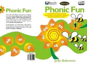 Phonic Fun Book 1