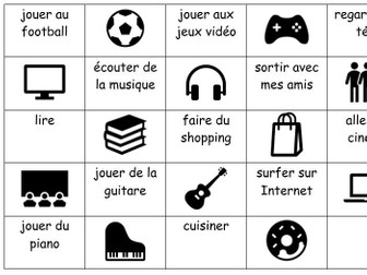 15 French Memory Games