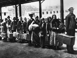 GCSE/A Level History US Immigration Quiz