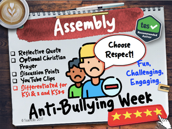 Assembly: Bullying