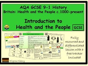 Health and the People introductory lesson