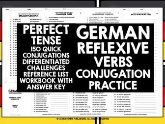 GERMAN REFLEXIVE VERBS CONJUGATION 2