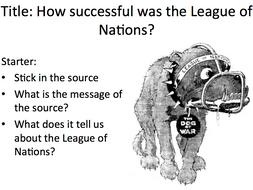 successes of the league