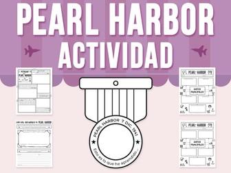 Pearl Harbor - Actividad
