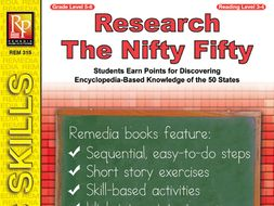 Research the Nifty Fifty U.S. States