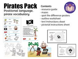 Pirates Pack