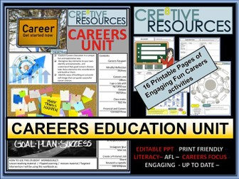Careers Education Unit