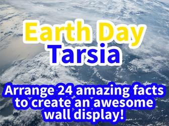 Earth Day Tarsia/Jigsaw