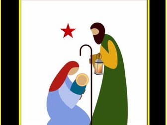 A Nativity in Rhyme (A re-telling of the Nativity in Rhyme with suggested carols and prayers)