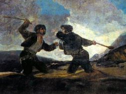 Francisco Goya Quotes The Artist On Painting Art Etching Life - Francisco goya paintings