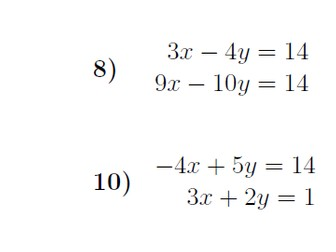 Equations Linear Quadratic And Simultaneous Worksheets With