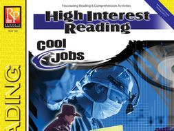 Cool Jobs: High-Interest Reading