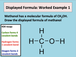 AS Chemistry: Types of Formulae