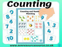 Counting jigsaw