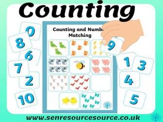 Counting jigsaw
