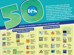 50 books to diversify your class reading list