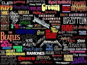 A Guide to Rock & Pop Music 1960-1990 (Eduqas)