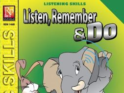 Listen, Remember, and Do (Grades 4-5)