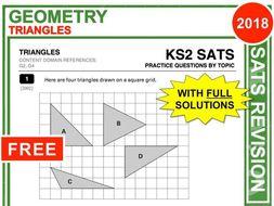 KS2 Maths (Triangles)