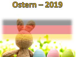 Ostern Workbook/ Easter Workbook
