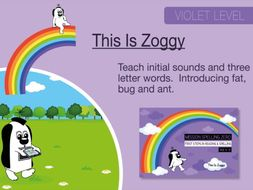 6. Phonics And Spelling Practice: This Is Zoggy