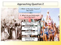 English Language Paper 2: Question 2