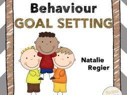 Behaviour Goal Setting