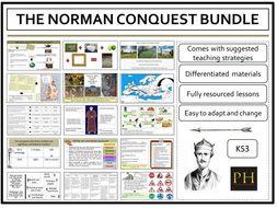 Norman Conquest Bundle