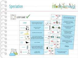 Speciation - Loop Game (KS5)