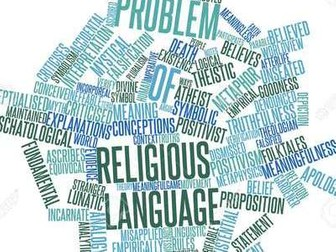 Religious Language (OCR A Level Religious Studies)