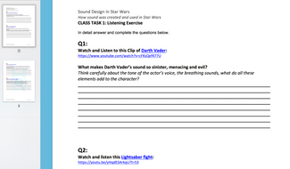 Class-Task-1-Listening-Exercise-Sound-Design-in-StarWars-NO-STYLE.pdf