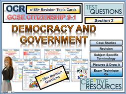 OCR Citizenship GCSE 165+ Revision