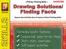 Drawing Solutions / Finding Facts: Primary Thinking Skills