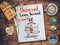 Back to School : Back to School Lesson Kit