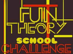 MYP-YEAR 3- FUN THEORY POSTER- design thinking