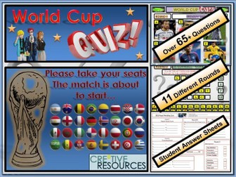 End of Year PE Quiz