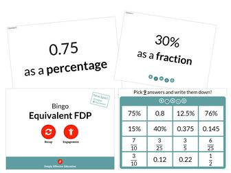 Equivalent FDP (Bingo)