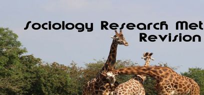 Complete Sociology research methods in 44 slides can be used in a lesson or as a revision guide