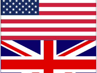 British vs. American English ESL