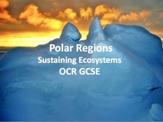 Sustaining Ecosystems - Polar Regions