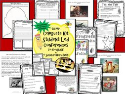 An IB PYP  Student Led Conference Kit