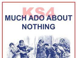 Much Ado About Nothing Scheme of Work