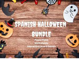 Spanish Halloween Bundle