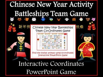 Chinese New Year Battleships