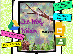 The Wolf Wilder Novel Study