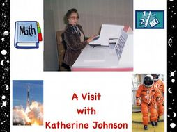 """Katherine Johnson: Scientist(The """"Computer Who Wore Skirts"""")Biographical Play"""