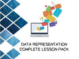 Data Representation Complete Lesson Pack