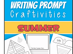 Summer Writing Prompt Activities