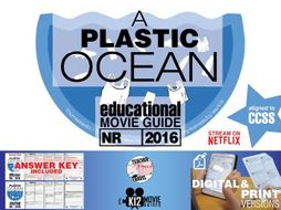 A Plastic Ocean Documentary Movie Guide | Questions | Worksheet (2016)